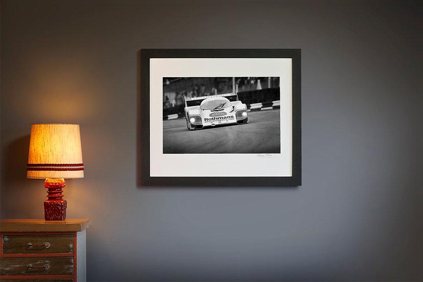 Jacky Ickz Porsche 956 1983