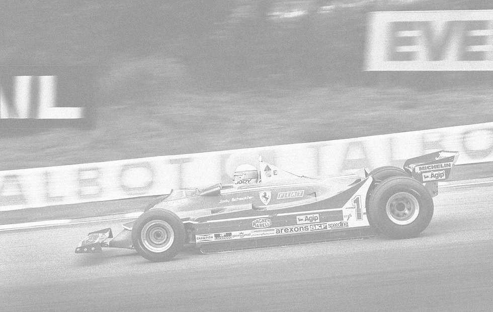 motorsport photography for sale | Jody Scheckter | Ferrari | F1 | Automotive photos for sale