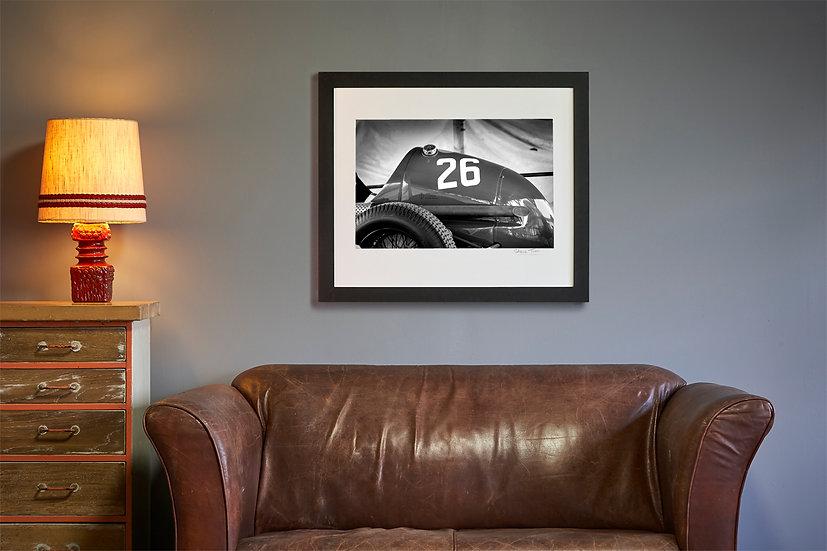 Maserati A6-34 Rear