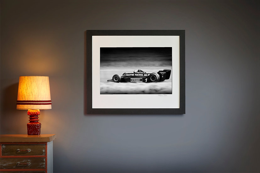 Mario Andretti Lotus 79 Silverstone 1979