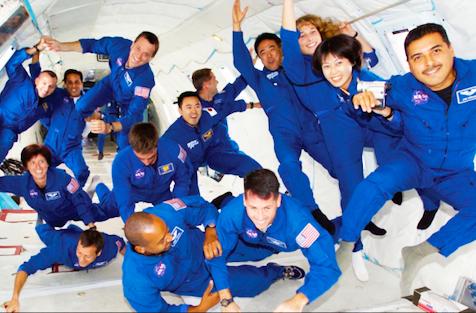 Space Biomedicine NASA Training 06