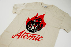 Wingstop Atomic Shirt Design
