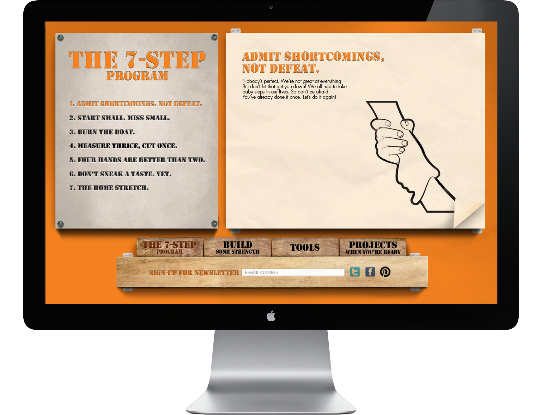 Home Depot Microsite 04