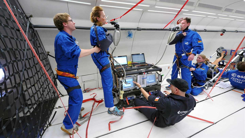 Space Biomedicine NASA Training 05