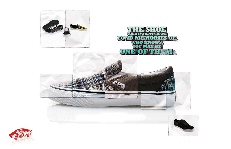 Vans Shoes Print Ad 02