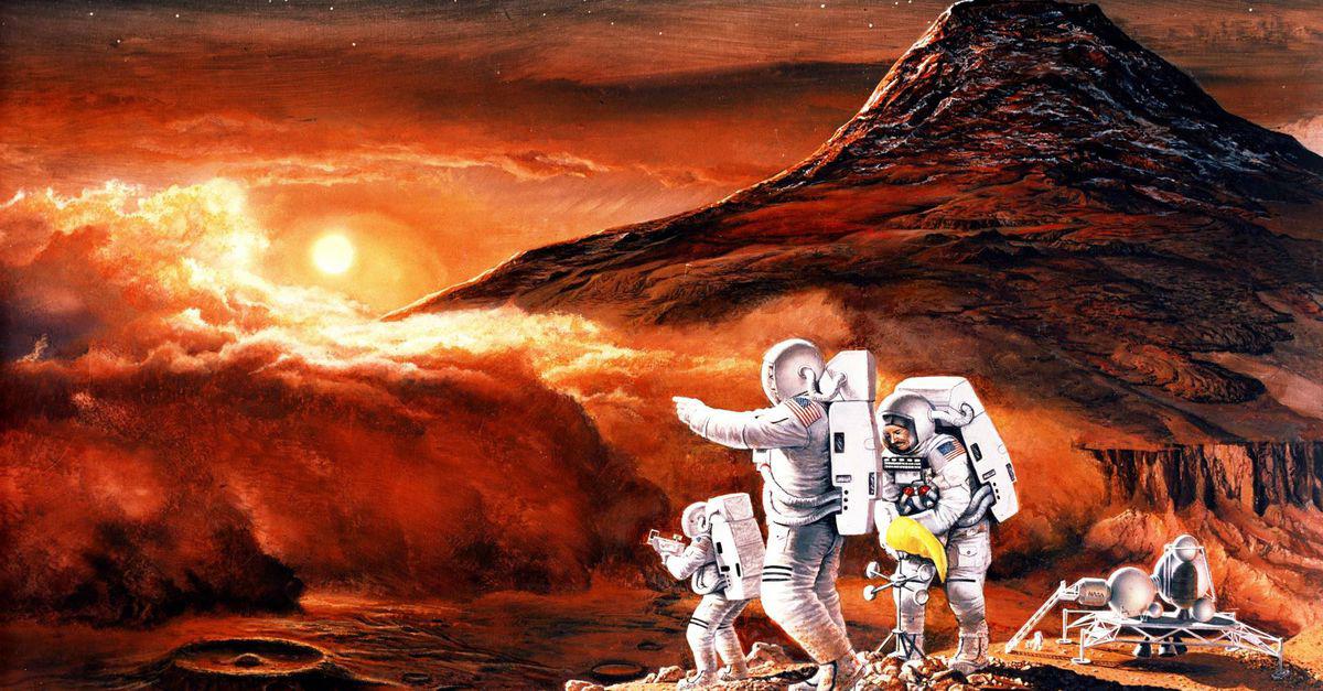 Space Biomedicine NASA Earth Mars