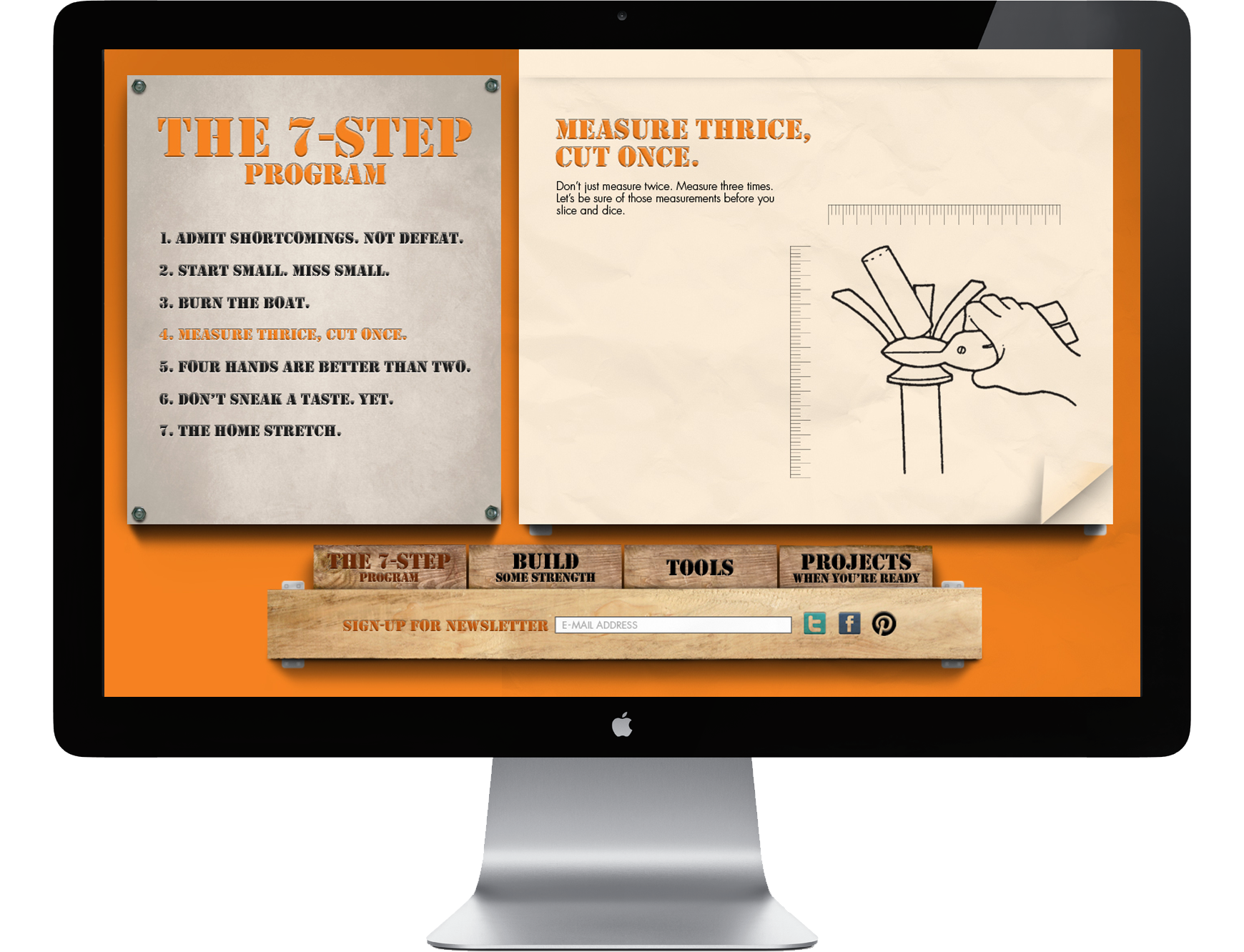 Home Depot Microsite 05