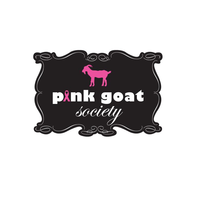 Pink Goat Society Logo