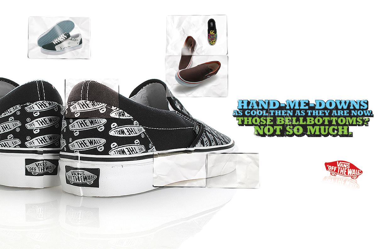 Vans Shoes Print Ad 03