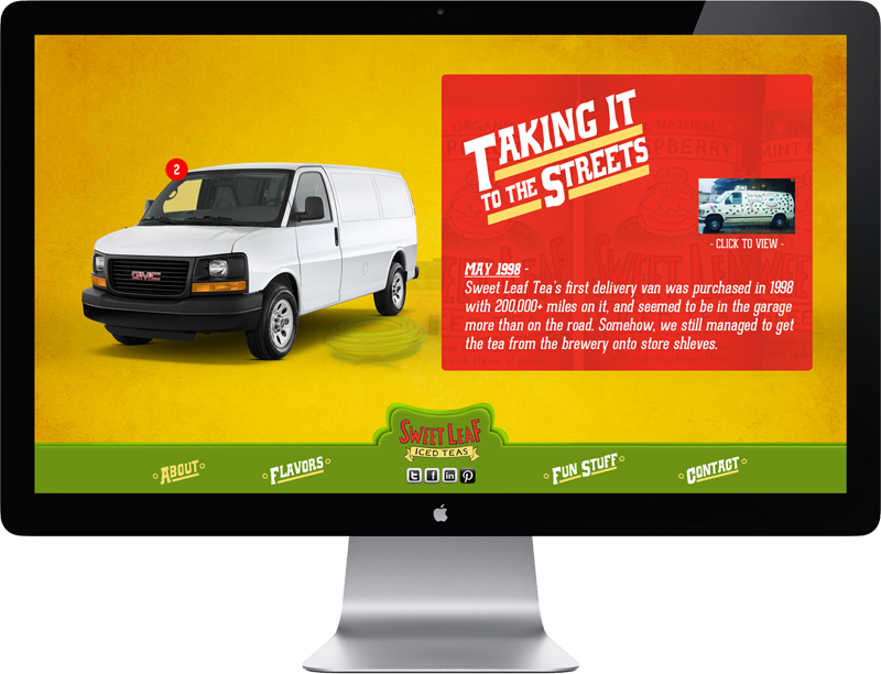 Sweet Leaf Tea Microsite 04
