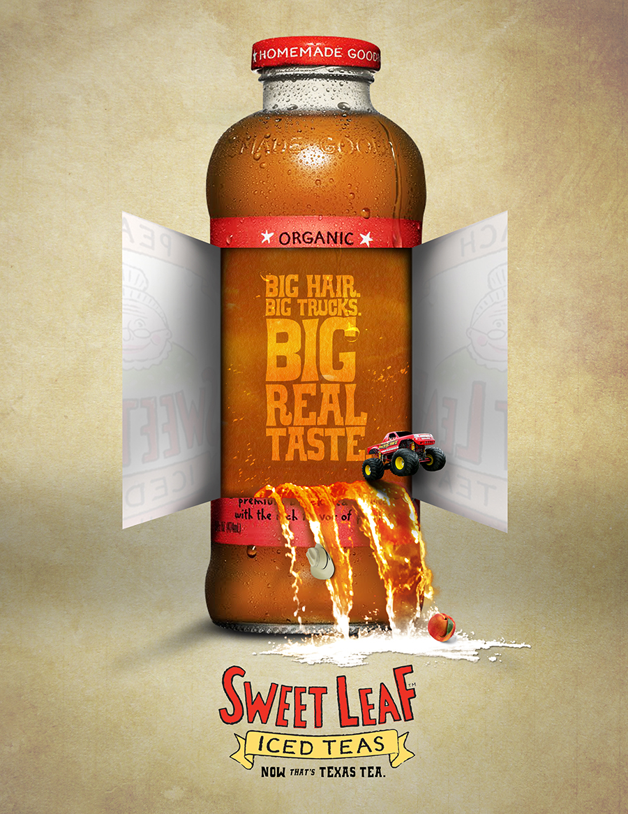 Sweet Leaf Tea Print 03