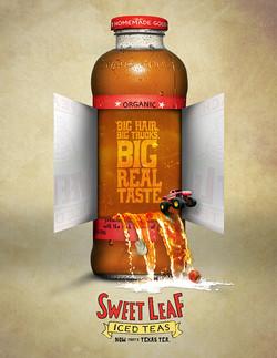 Sweet Leaf Tea Print 03