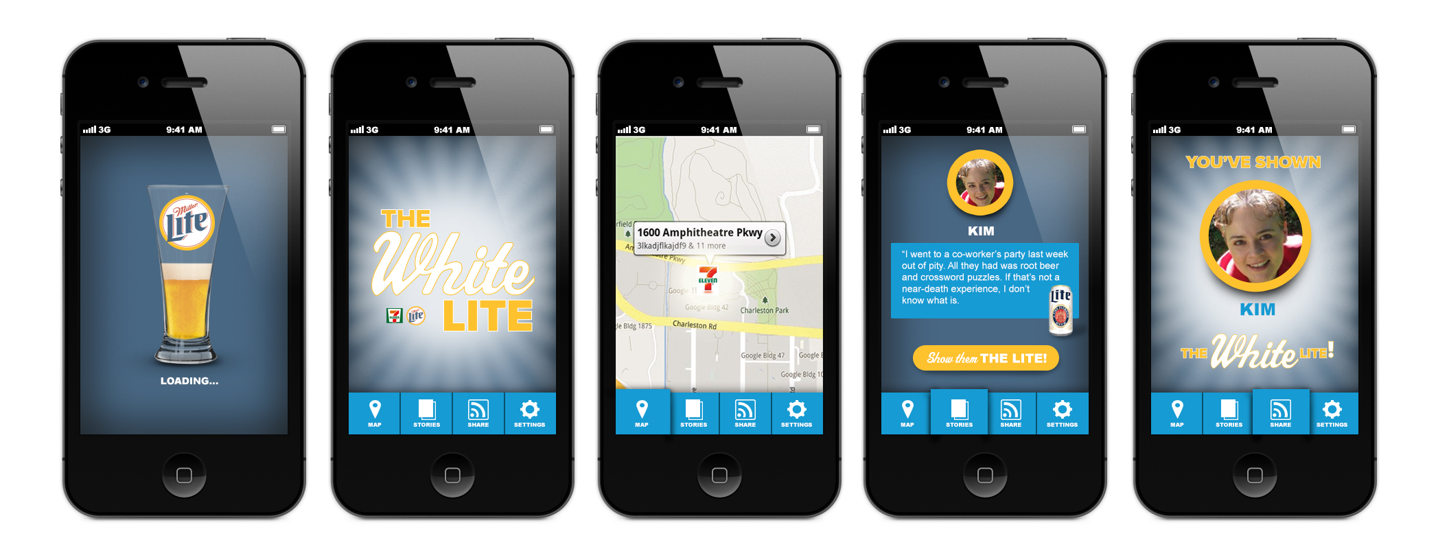 Miller Lite iPhone App