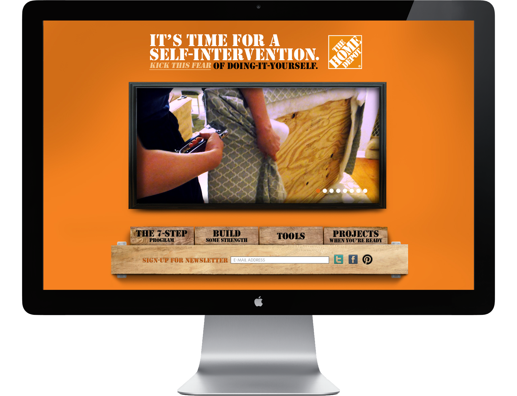 Home Depot Microsite 03