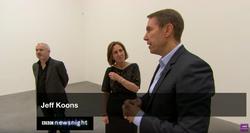 Space Biomedicine Jeff Koons 01