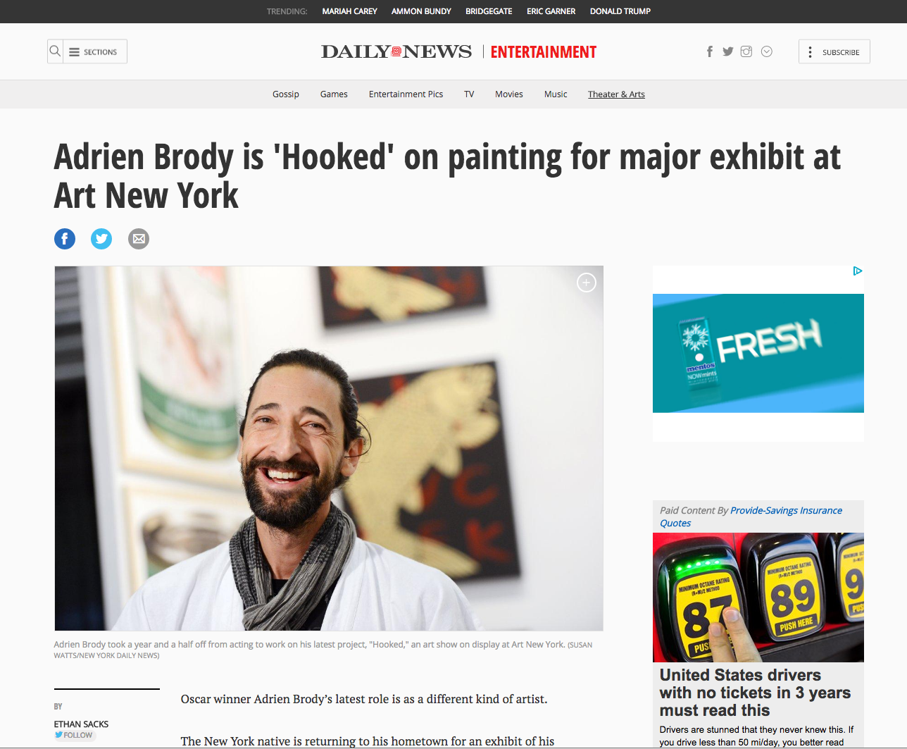 Space Biomedicine Adrien Brody 07