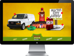 Sweet Leaf Tea Microsite Homepage