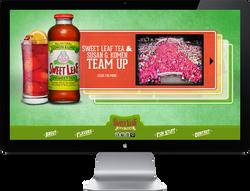 Sweet Leaf Tea Microsite 02