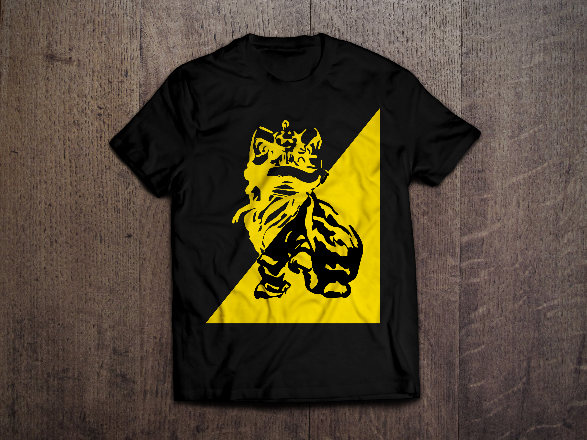 Lees Golden Dragon T-Shirt