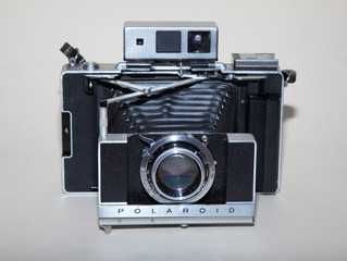 Polaroid 360 Land Camera Lens Hack Mark II