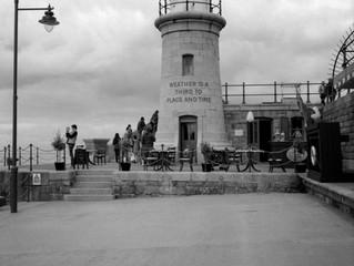 Renovated Folkestone Harbour Arm