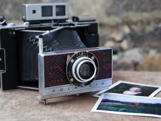 Polaroid 360 Land Camera Lens Hack!