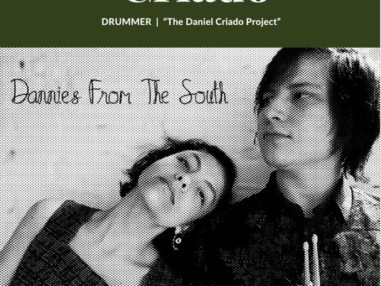 Exclusive Interview with Musician Daniel Criado
