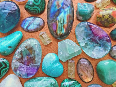 Crystal Connecting: Are you Aligned?