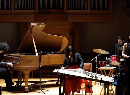Artist Spotlight on Singer & Composer Wonmi Jung