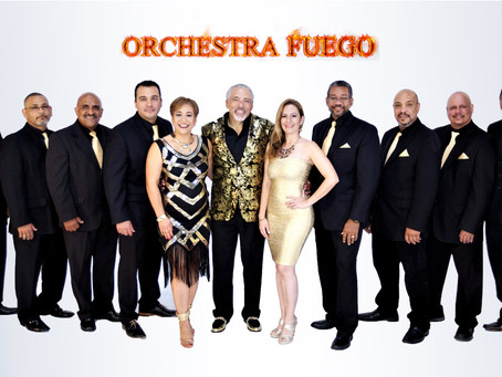 Interview with our ReverbNation Winners, Florida's Orchestra Fuego!