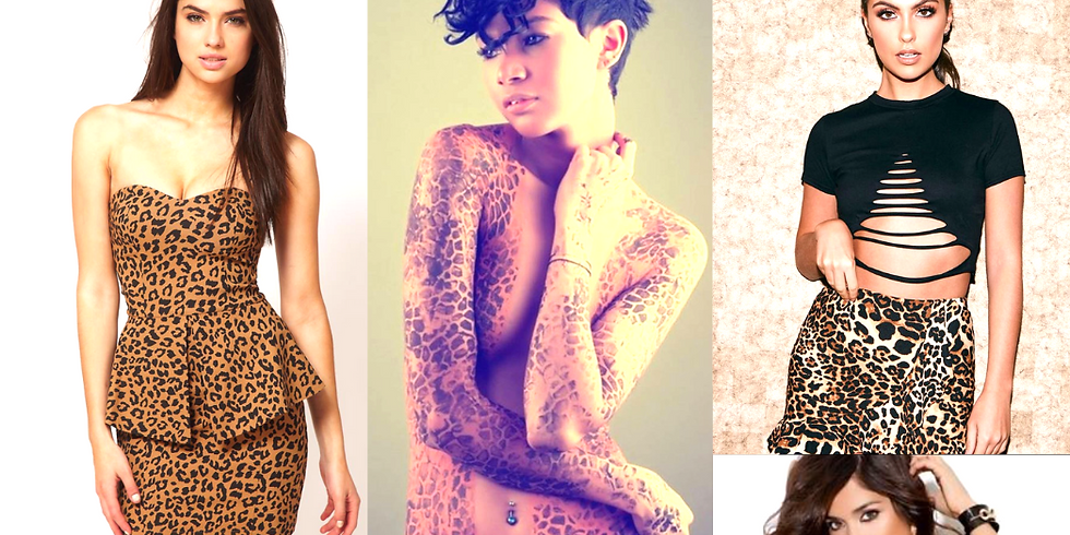ANIMAL LUXE SHOOT by IX