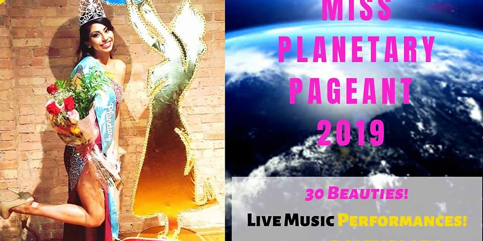 Miss Planetary May Model Casting!