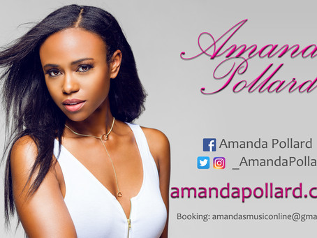 Interview with our ReverbNation Winner, Charlotte's Amanda Pollard!