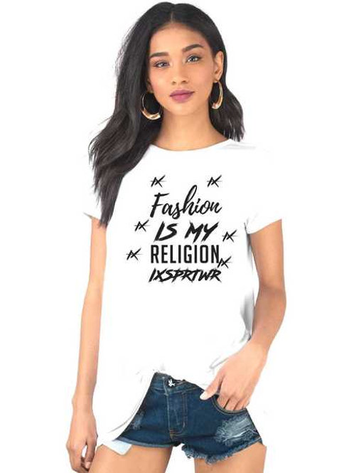 FASHION IS MY RELIGION by IXSpiritwear