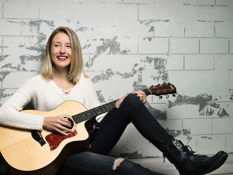 Exclusive Interview with our ReverbNation Winner, Canada's Music Artist, Kellie-Anne Poirier