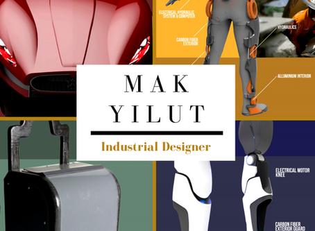 Spotlight on NYC Industrial Designer, Mak Yilut