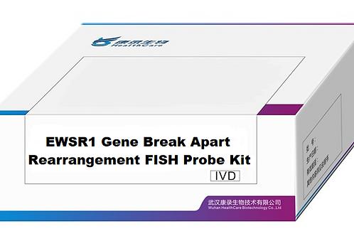EWSR1 Gene Break Apart Rearrangement FISH Probe Kit