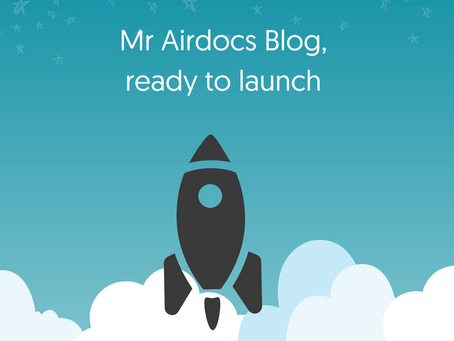 Welcome to Mr Airdocs Blog