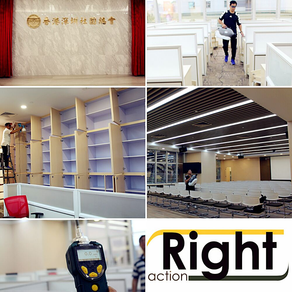 right action_香港深圳社團總會