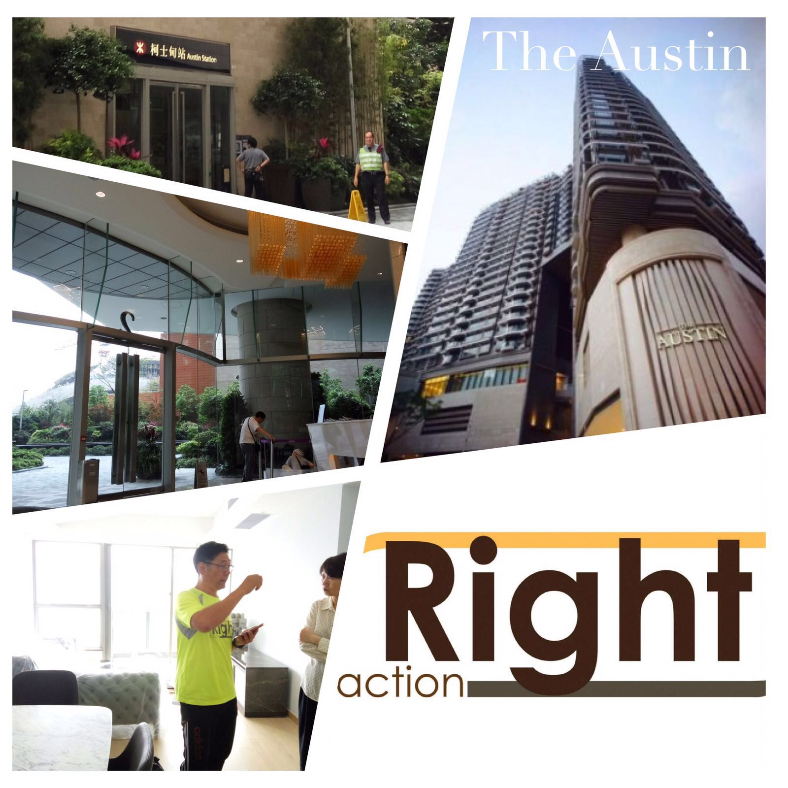 right action_the austin