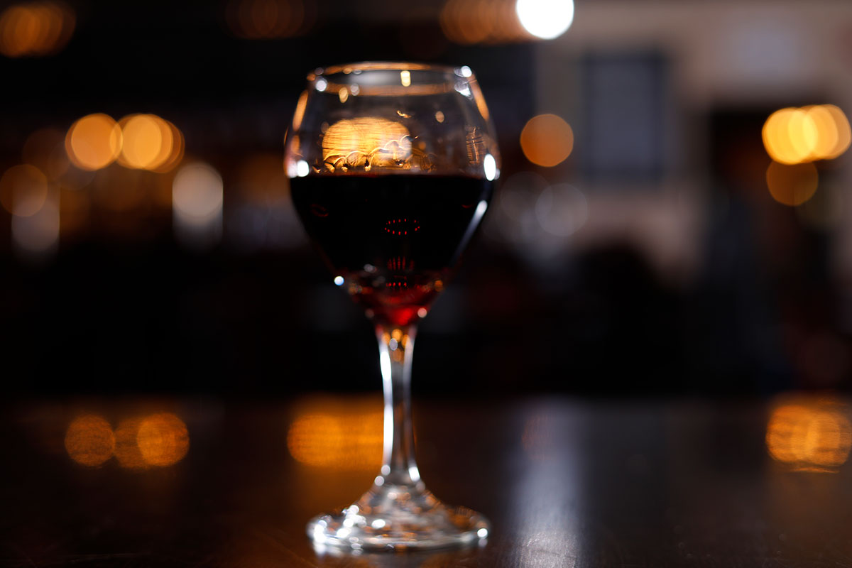 Large Wine Selection