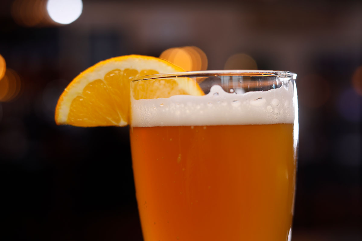 Ice Cold Draft Beer
