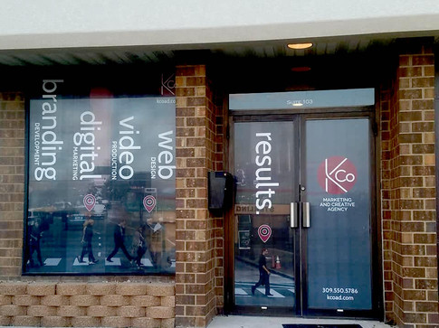 KCo Outdoor Signage