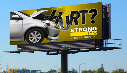 Personal Injury Campaign- Strong Law