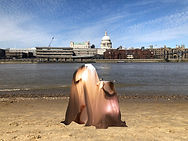 Ghosts on the beach
