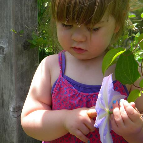 Inspiring Young Gardeners
