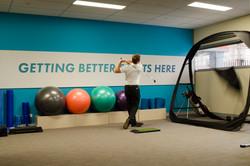Perth Golf Physio Swing Analysis