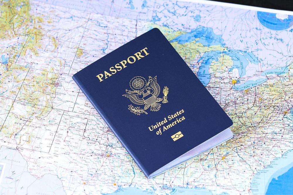 Passport Safety Tips