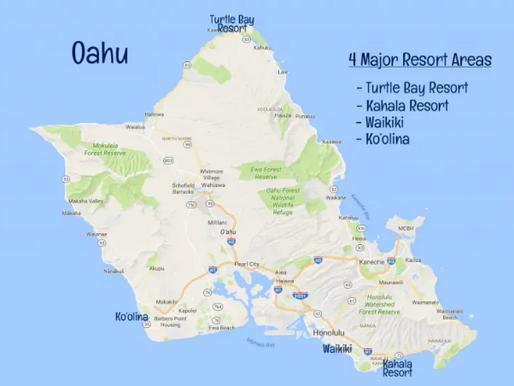 Take the Family to Oahu