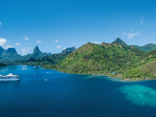 Falling for French Polynesia